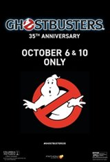 Ghostbusters (1984) 35th Anniversary Movie Poster