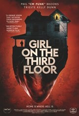Girl on the Third Floor Large Poster