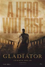 Gladiator Movie Poster