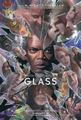 Glass Movie Poster Movie Poster