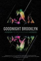 Good Night Brooklyn: The Story of Death by Audio Movie Poster