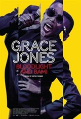 Grace Jones: Bloodlight and Bami Large Poster