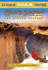 Grand Canyon: The Hidden Secrets Movie Poster