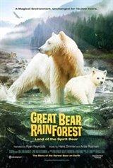 Great Bear Rainforest: Land of the Spirit Bear Movie Poster