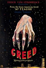 Greed (1924) Movie Poster
