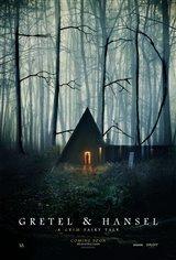 Gretel & Hansel Movie Poster
