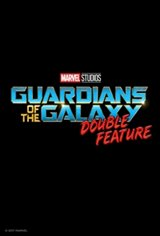 Guardians of the Galaxy Double Feature Movie Poster