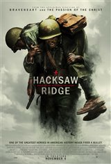 Hacksaw Ridge Movie Poster Movie Poster
