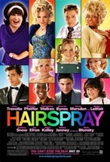 Hairspray: The Sing-Along Version Movie Poster