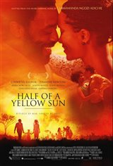 Half of a Yellow Sun Movie Poster