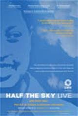 Half the Sky Live Movie Poster