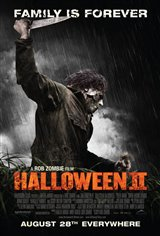 Halloween II (v.f.) Movie Poster