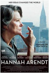 Hannah Arendt Movie Poster