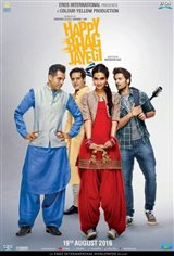 Happy Bhag Jayegi Movie Poster