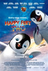 Happy Feet Two Large Poster