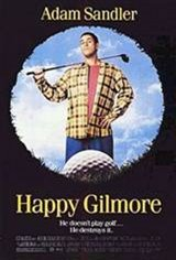 Happy Gilmore Movie Poster