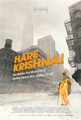 Hare Krishna! The Mantra, the Movement and the Swami Who Started It Large Poster
