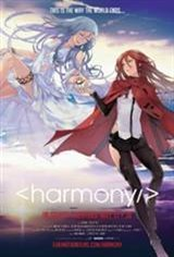 Harmony (Hâmonî) Movie Poster