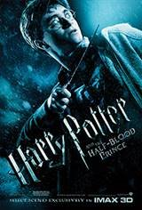 Harry Potter and the Half-Blood Prince: The IMAX Experience Movie Poster