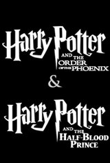Harry Potter: The Order of the Phoenix & The Half-Blood Prince Movie Poster