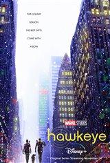 Hawkeye (Disney+) Movie Poster