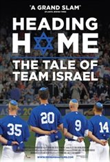 Heading Home: The Tale of Team Israel Large Poster