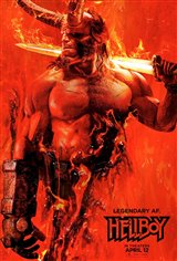 Hellboy Movie Poster