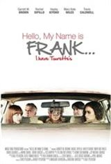 Hello, My Name Is Frank Movie Poster