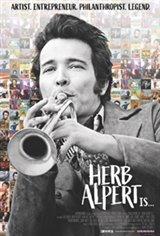 Herb Alpert Is... Large Poster