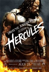 Hercules Movie Poster