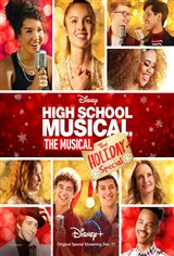 High School Musical: The Musical - The Holiday Special (Disney+) Movie Poster