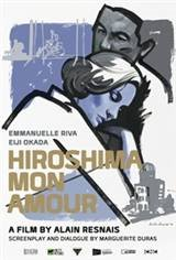 Hiroshima, Mon Amour Movie Poster