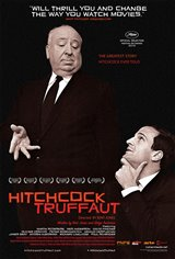 Hitchcock/Truffaut Movie Poster