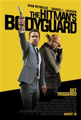 Hitman's Bodyguard Movie Poster