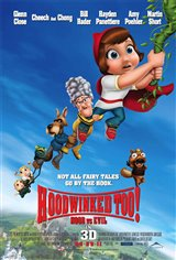 Hoodwinked Too: Hood vs. Evil 3D Movie Poster