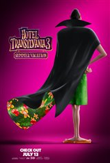 Hotel Transylvania 3: Summer Vacation Movie Poster