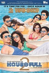 Housefull 2: The Dirty Dozen Movie Poster