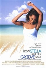 How Stella Got Her Groove Back Movie Poster