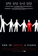How to Survive a Plague Movie Poster