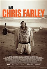 I Am Chris Farley Large Poster