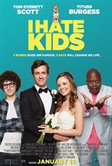 I Hate Kids Movie Poster
