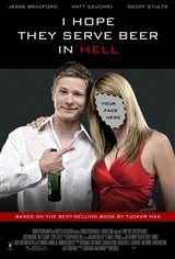 I Hope They Serve Beer in Hell Large Poster