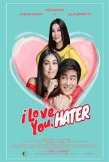 I Love You, Hater Large Poster