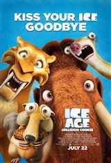 Ice Age: Collision Course Movie Poster