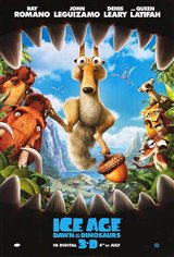 Ice Age: Dawn of the Dinosaurs Large Poster