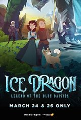Ice Dragon: Legend of the Blue Daises Movie Poster