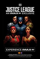 IMAX VR: Justice League VR: Cyborg, The Flash, Wonder Woman Movie Poster
