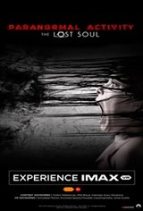 IMAX VR: Paranormal Activity: The Lost Soul Movie Poster