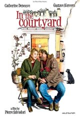 In the Courtyard (Dans la cour) Movie Poster