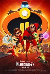 Incredibles 2 Movie Poster Movie Poster